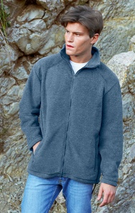 Fleecesweater Full Zip Outdoor Fruit of the loom 62-510-0